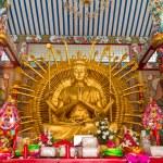 """Bodhisattva """"Guan Yin"""" statue — Stock Photo"""