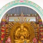 """Bodhisattva """"Guan Yin"""" or """"Kuan Yin"""" statue — Stock Photo #8811849"""
