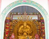 """Bodhisattva """"Guan Yin"""" or """"Kuan Yin"""" statue — Stock Photo"""