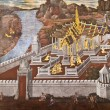 masterpiece ramayana painting — Stock Photo #9264359