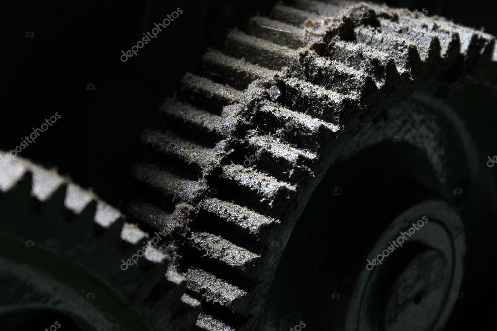 Gear Wheel — Stock Photo #10051847