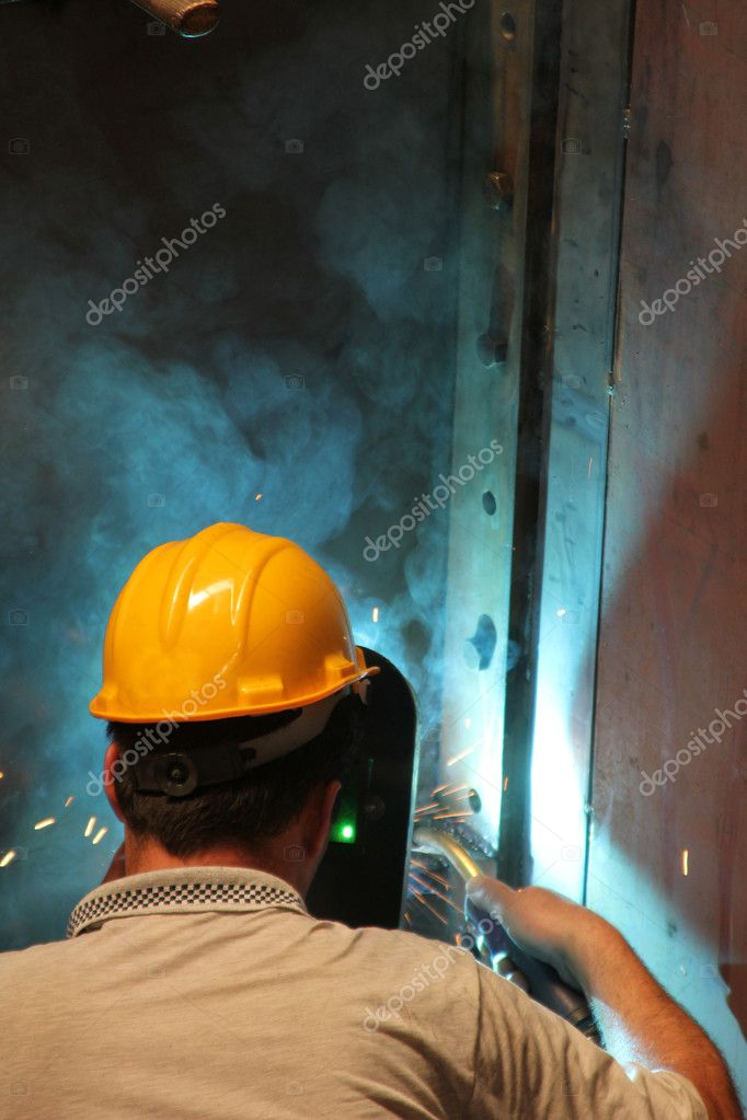 Welding  Stock Photo #10072243