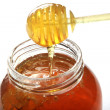Organic Honey — Stock Photo