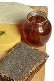 Organic Honey — Stock Photo