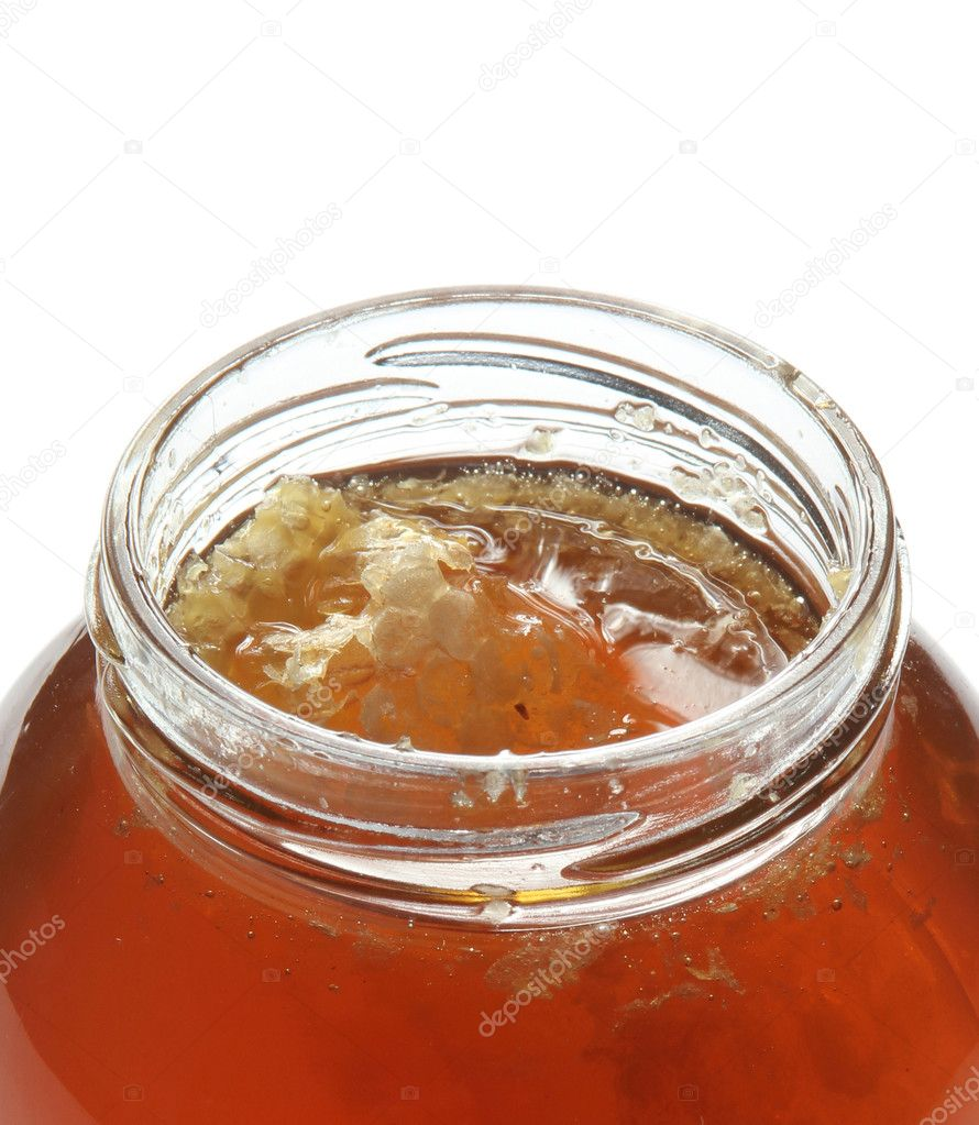 Organic Honey  — Stock Photo #10707656