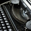 Typewriter — Stock Photo #9122591