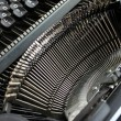 Typewriter — Stock Photo #9122901