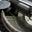 Typewriter — Stock Photo #9122938