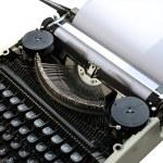 Typewriter — Stock Photo #9122977