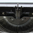 Typewriter — Stock Photo #9123212
