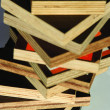 Plywood — Stock Photo