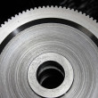 Gear wheel - Stock Photo