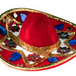 Colorful sombrero — Stock Photo #8779455