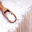 Stock Photo: Sea salt