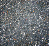 Grey wet asphalt — Stock Photo