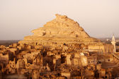 Fortress of Shali (Schali ) the old Town of Siwa — Stock Photo