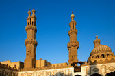 Al-Azhar University and mosque, Cairo, Egypt — Stock Photo