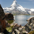 Matterhorn in Alps, Switzerland — Stock Photo