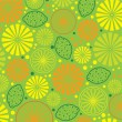 Royalty-Free Stock Vector Image: Vector citrus background