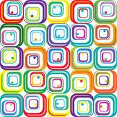 Красочный фон вектор — Cтоковый вектор