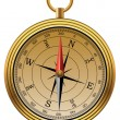 Vector vintage compass — Stock Vector #9417729
