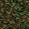 Vector summer camouflage pattern - Imagen vectorial