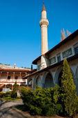 De oude moskee — Stockfoto