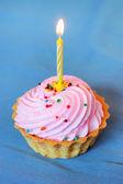 生日快乐蛋糕 — 图库照片