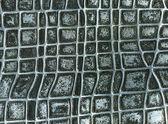 Closeup métalliques décoratifs surface résumé historique — Photo