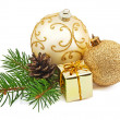 Christmas decoration — Stock Photo #9473281