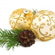 Christmas decoration — Stock Photo #9473309