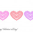 Love, greeting card for Valentine's Day — Stock Photo #9473722