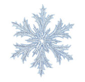 Shiny snowflake — Stock Photo