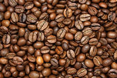 Coffee beans background — Stockfoto