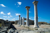 Antique ruins of the ancient world — Fotografia Stock
