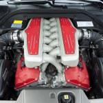 Car engine — Stock Photo #10383816