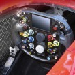 F1 steering wheel - Foto de Stock