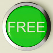 Free Button As Symbol For Gratuity Or Freebie - Stock Photo
