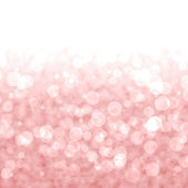 Bokeh Vibrant Red Or Pink Background With Blurry Lights — Stock Photo
