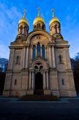 Ryska kapell — Stockfoto