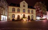Plaza del mercado de wiesbaden — Foto de Stock
