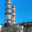 The Chernobyl Nuclear Power Plant 2012 — Stock Photo