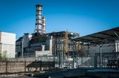 A central nuclear de chernobyl, de março de 2012 — Fotografia Stock