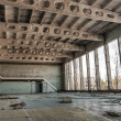 Abandoned room in chernobyl 2012 — Stock Photo #10584606