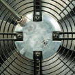 closeup of an air conditioner — Stock Photo