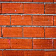 Stock Photo: Industrial brick wall texture