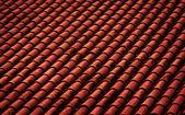 Abstrakt röd konstgjorda bakgrund — Stockfoto