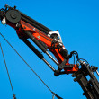 Pneumatic industrial crane — Stockfoto #9272561
