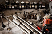 Camshaft of a car — Stock Photo
