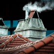 Small Chimney — Stock Photo